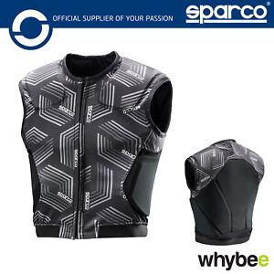 002402K-Sparco-SJ-PRO-K3-Karting-Kart-Protection-Vest-Jacket-Rib-Protector