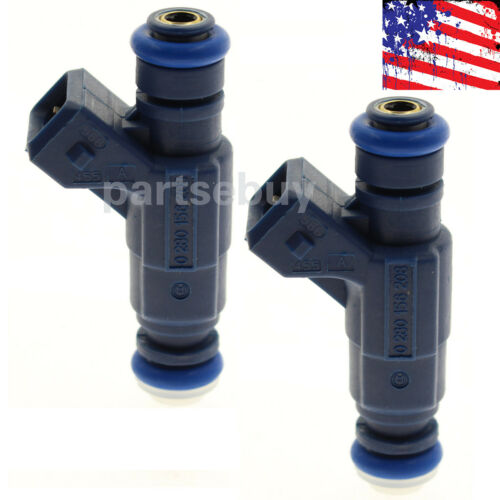 2x Fuel Injectors For Polaris Ranger XP 700 800 RZR S 800 Sportsman X2 800 EFI