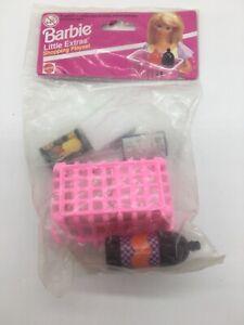 New-Mattel-Barbie-Little-Extras-Shopping-Accessories-1995-Playset-NIP-C9