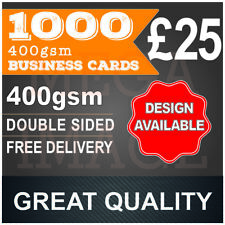 1000 business cards full colour double sided 24 48h dispatch ebay 1000 business cards full colour double sided 24 48h dispatch colourmoves