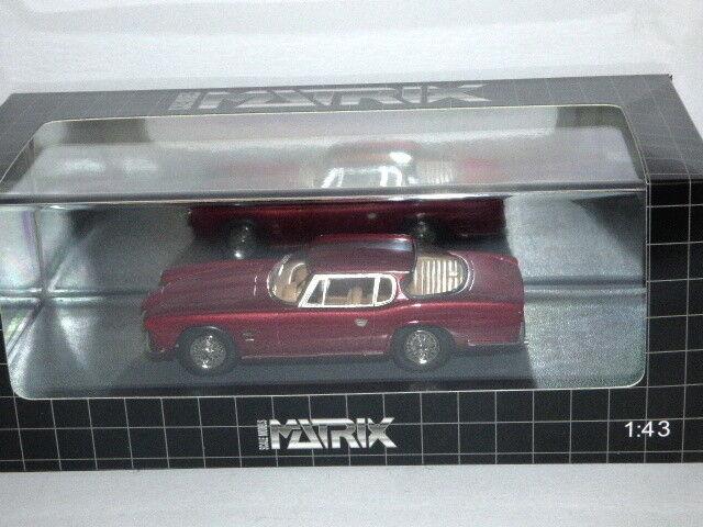Matrix 1963 FRUA 5000  GT Coupe rencontré Rouge MX 41311-101  acheter des rabais