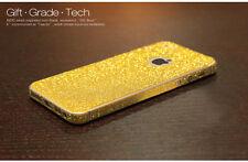 iPhone SE 5 5S Skin Glitzerfolie Strass Glitter Aufkleber Sticker Schutz Folie