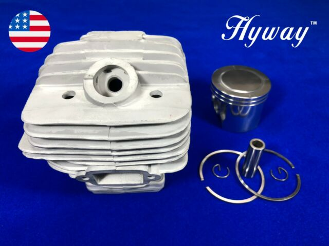 Hyway Chainsaw Cylinder for Stihl 066 MS660 54mm Nikasil Ceramic Coating