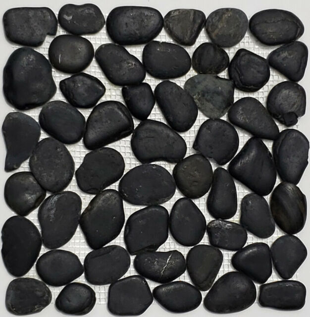 River Rock Mosaic Stone Pebble Tile