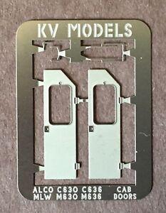 Image is loading ETCHED-ALCO-C-630-C-636-M-630- & ETCHED ALCO C-630 C-636 M-630 M-636 CAB DOORS HO SCALE KV MODELS ... Pezcame.Com
