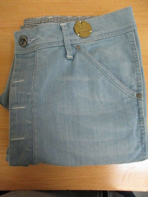 G Star Dean Loose Tappered Womens Jeans SIZE W27 L32 REF C3215