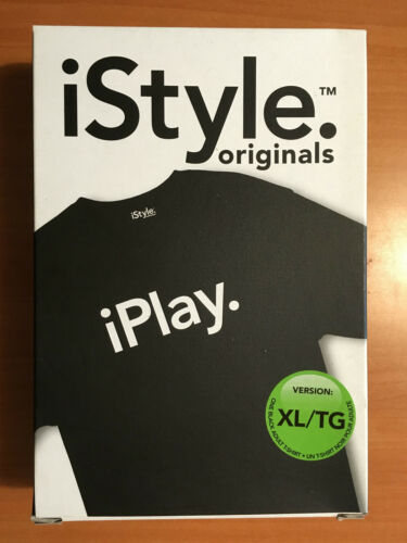 iStyle Originals IPLAY MENS EXTRA LARGE T-SHIRT XL