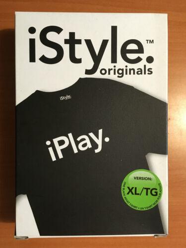 iStyle Originals IPLAY MENS EXTRA LARGE T-SHIRT XL