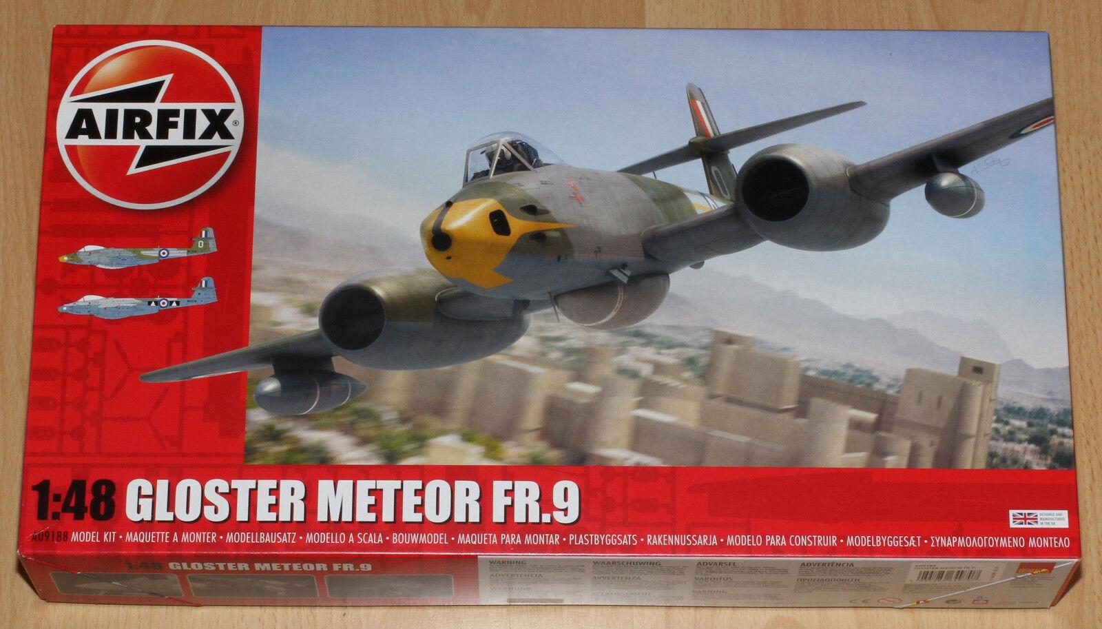 Airfix A09188 A09188 A09188 1 48  Bausatz Gloster Meteor FR.9  | Online Outlet Store  5288eb