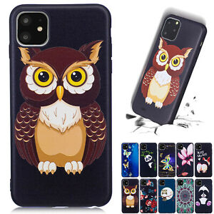 For-iPhone-11-Pro-Max-11-Pro-Shockproof-Soft-Rubber-Silicone-Gel-Slim-Case-Cover