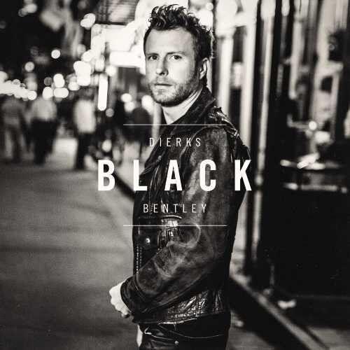 Dierks Bentley - Black [New Vinyl]
