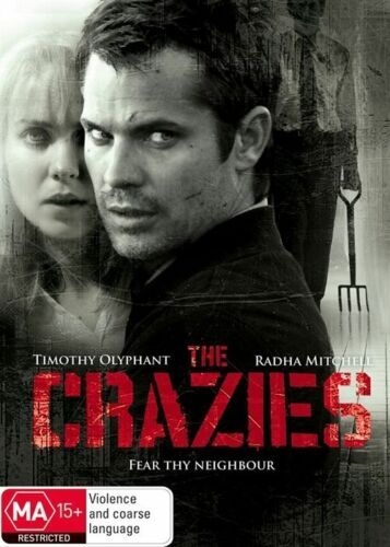1 of 1 - The Crazies (DVD, 2010)