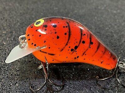 Arkansas Shiner Custom Balsa Squarebill Lil/' Hunter PH Custom Lures