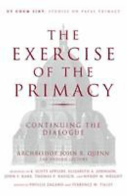 John R. Quinn : The Exercise of the Primacy: Continuing