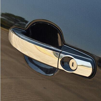 Ford Focus Mk3 2011-2017 Chrome Door Handle Cover 2 Door S.Steel