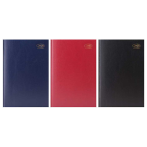 2020 A4 Page A Day Casebound Hardback Appointment Desk Diary with Times