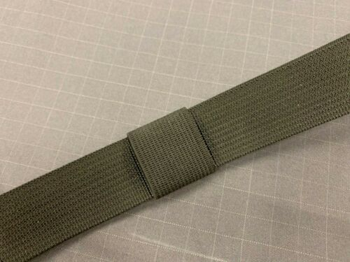 """Mil-Spec Elastic Strap Keepers Backpack Webbing For 1/"""" Inch Straps Hiking"""