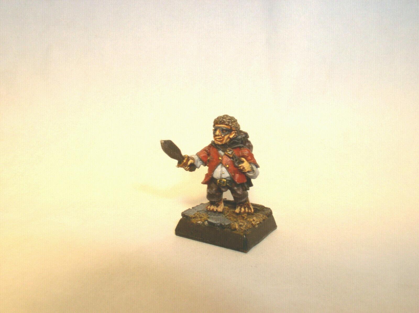 alto sconto Mordheim Mordheim Mordheim Halfling thief pro painted OOP Warhammer Citadel  negozio online