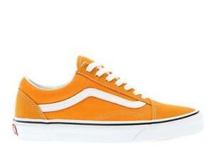 97f8513f8fb Vans UA Old Skool Dark Cheddar White Men Lifestyle Sneaker Skate New ...