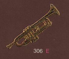 Pin's Demons & Merveilles Cinema Music Musique Jazz instrument trompette trumpet