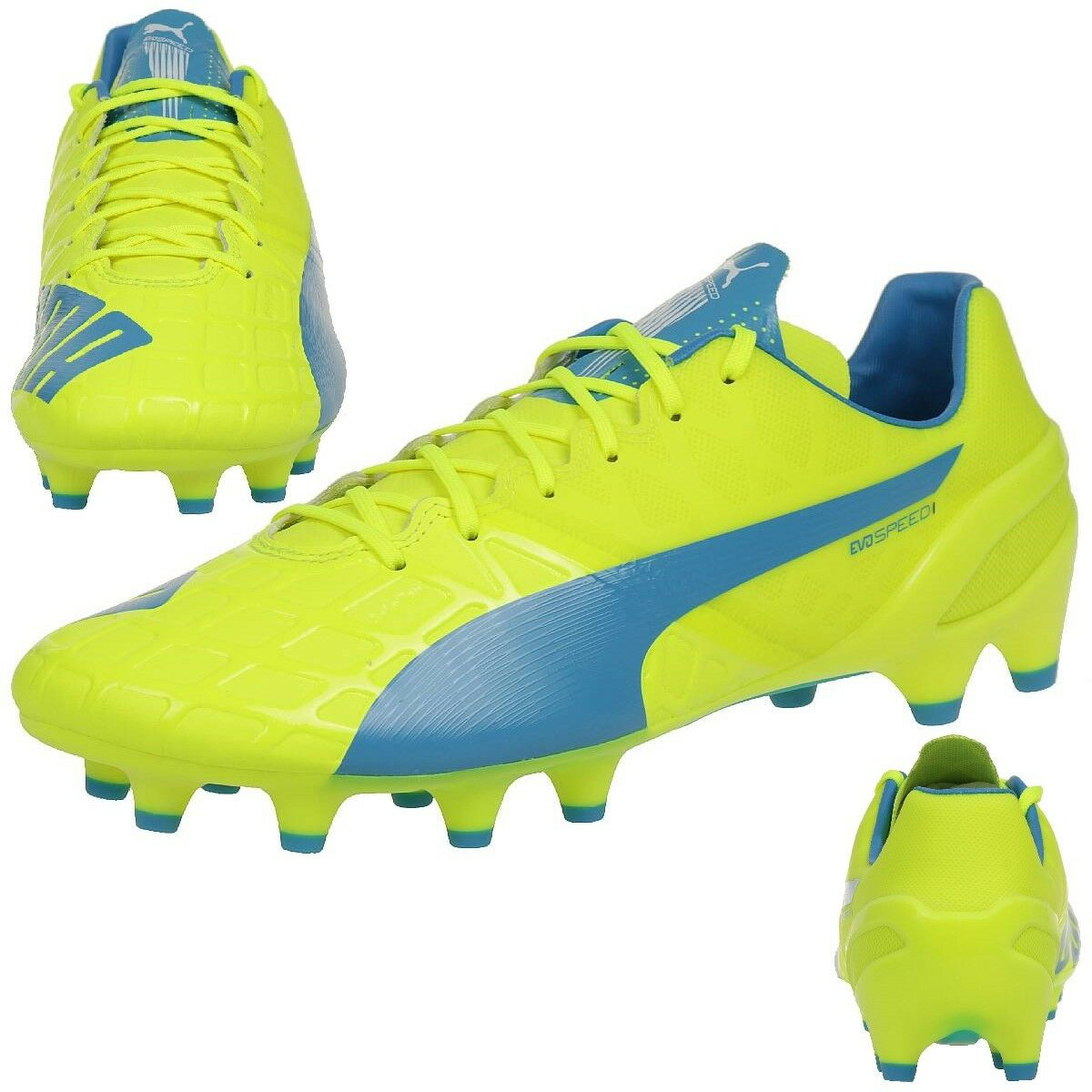 Puma Football Boots Evospeed 1.4 Fg Football Men's 103264 04 Yellow