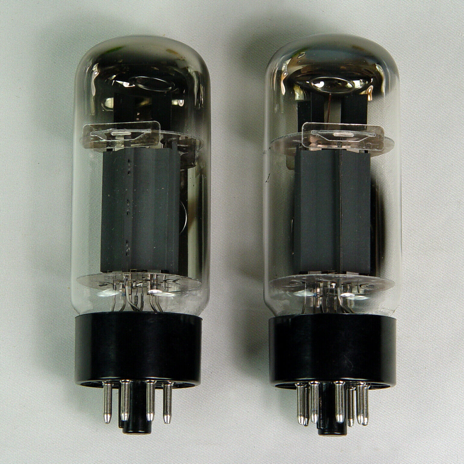 Pair of General Electric 7027A Vacuum Tubes Guitar Amplifier NEW Open Box (2)