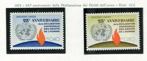 19528) United Nations (Geneve) 1973 MNH Human Rights