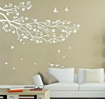 Large Tree Sticker Branches Wall Art Vinyl Wall Sticker Home Decor HIGH QUALITY