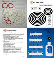 1976 Gottlieb Target Alpha Pinball Tune-up Kit