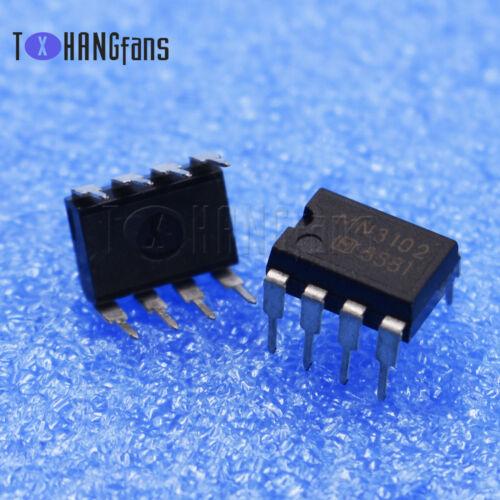 5PCS Clock Generator//Driver IC PANASONIC DIP-8 MN3102