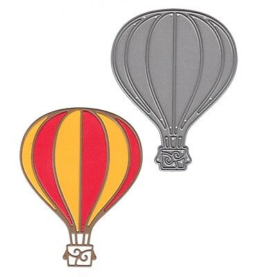 Signature Dies by Joanna Sheen - Hot Air Balloon SD155