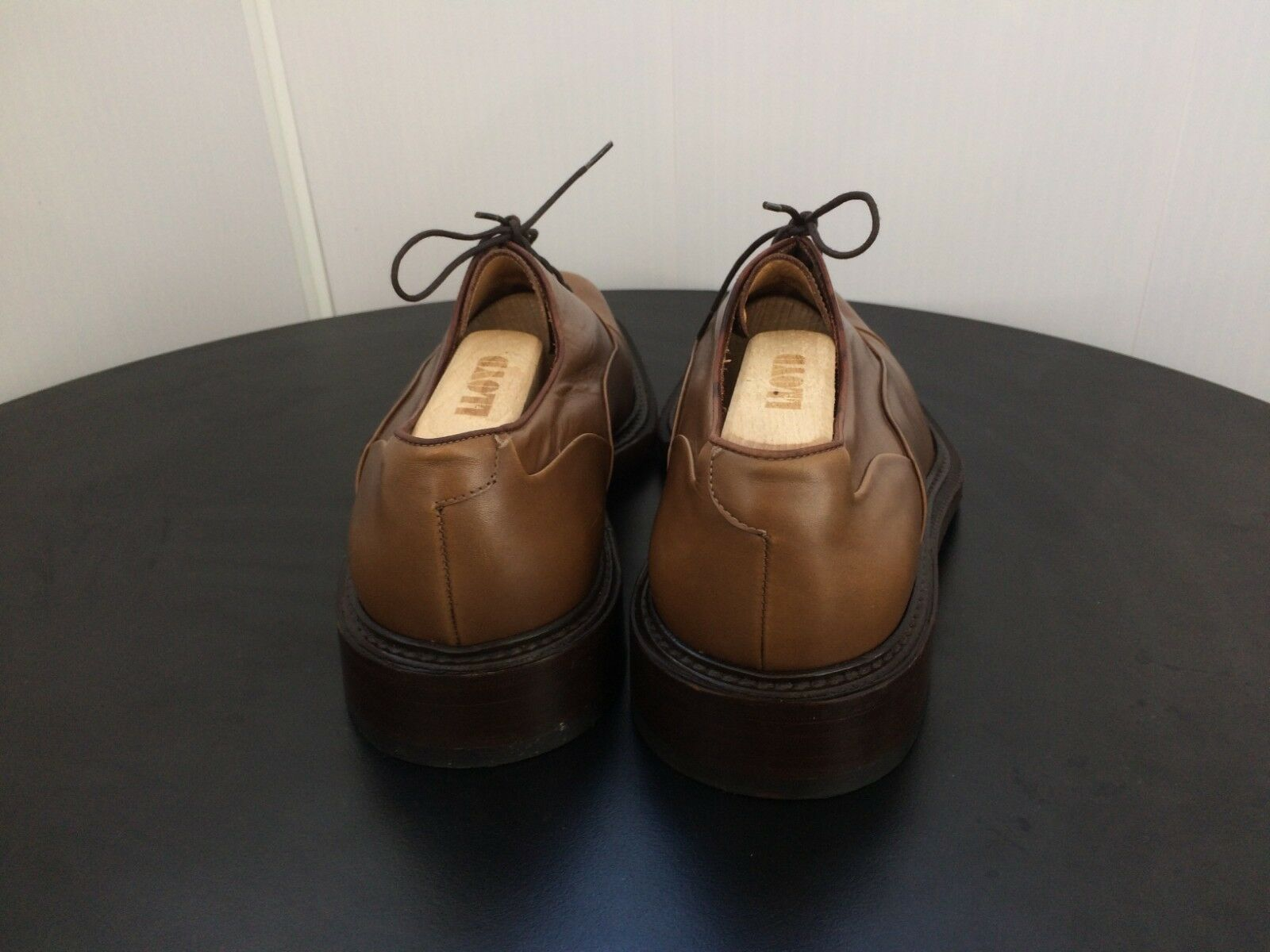 Bally Dress Premium Schuhes Braun Leder Dress Bally Casual Oxfords 9 us 1a4d0d