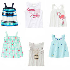 Gymboree Girl Spring Summer Top Blouse 4 5 9 NWT Retail Store