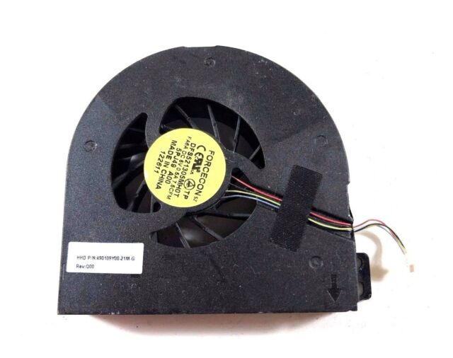 CPU Cooling Fan for ASUS M5000 M5N S5200 Series New Notebook Replacement Accessories DC5V 0.25A P//N UDQF2EH02CQU