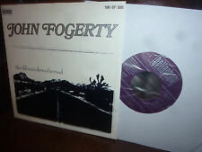 John Fogerty, (CCR) The Old Man Down The Road, Bellaphone 1985 Single, 7""