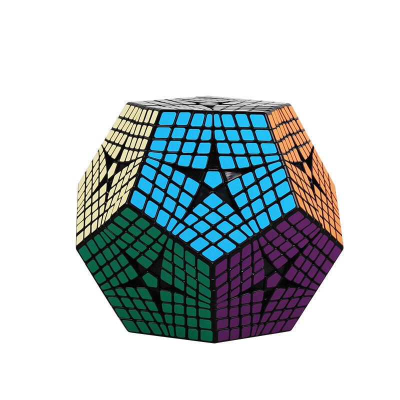 SS 8x8x8 Megaminx petaminx Dodecahedron Twist Puzzle  Cube magique Intelligence Jouet  qualité authentique