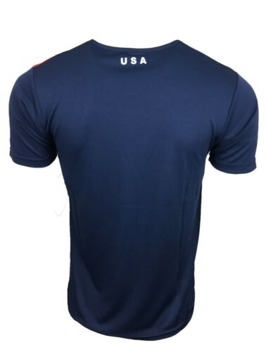 USA Kids and Adults Soccer Training Jersey