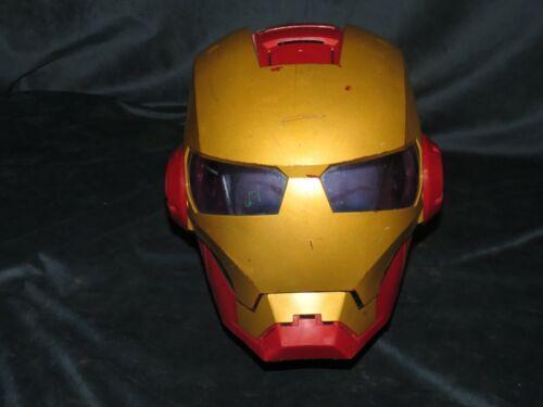 Iron Man 2 Full Size Kids Replica Casque avec Light Up Visière /& Sons fonctionne!!!