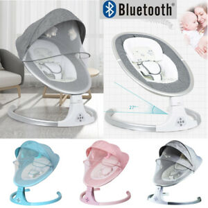 Multi Function Baby Electric Musical Swing Comfort Rocking Chair