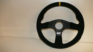 Atech-330mm-Flat-Steering-Wheel-Suede