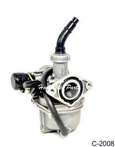 Carburetor for 50cc 125cc ATV Dirt Bike Go Kart XR50 CRF50 Honda US SELLER