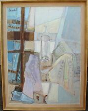 Prof Bruno Merbitz 1918 Berlin 1997,Stillleben mit Flasche,Gemälde a.d. Nachlass