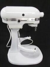 Kitchenaid 5 Qt Heavy Duty Standing Lift Mixer K5sswh White 325