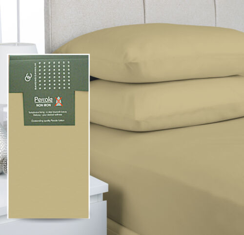 Flat Sheet High Quality Fashion 180TC Bed Sheets Percale Non-Iron Commercial