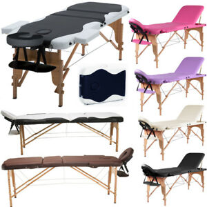 Details About Portable Massage Sauna Beds Moxibustio Therapy Physio Tattoo Table Salon Beauty