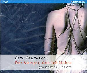 Der-Vampir-den-ich-liebte-Beth-Fantaskey-5-CDs-NEU-OVP