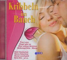 KRIBBELN im BAUCH + CD + 15 romatische Liebeslieder aus Deutschland + NEU