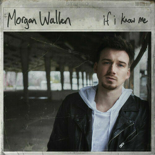 If I Know Me Morgan Wallen Audio Cd 0860001378320 Discs 1 For Sale Online Ebay