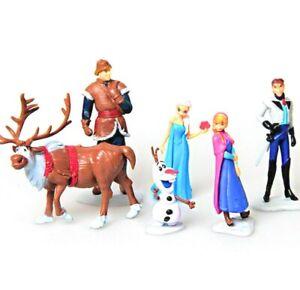 Frozen-6cs-Figurines-Fast-Shipping