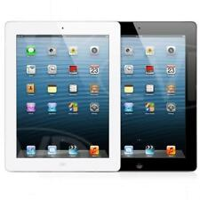 "Apple iPad 4th Generation 9.7"" Wifi only or 4G   16GB/32GB/64/128GB/White/Black"